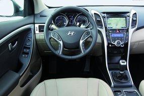 Интерьер Хэндэ i30 Wagon