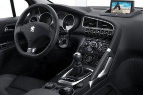 Интерьер Peugeot 3008