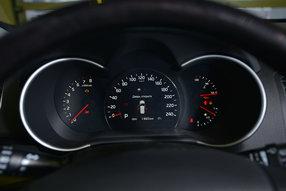 Тест-драйв нового Kia Sorento 2013 - приборы