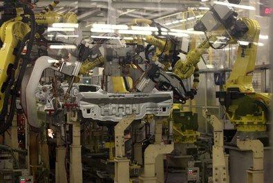 Роботы-сварщики