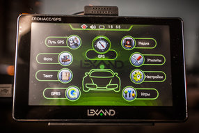 авто навигатор Lexand (Лександ) SG-615 PRO HD