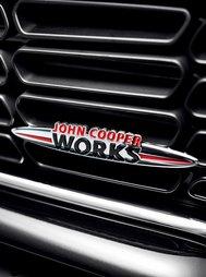 Эмблема John Cooper Works