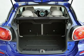 Багажник Mini Paceman