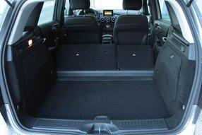 Багажник Мерседес-бенз B200