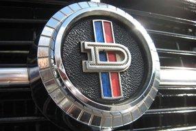 Datsun: старенькый логотип