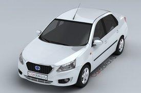 Новый экономный автомобиль Datsun
