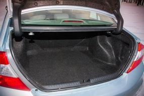 Багажник Honda Цивик