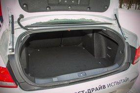 Багажник Peugeot 408