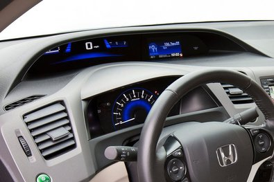 Щиток устройств Honda Цивик