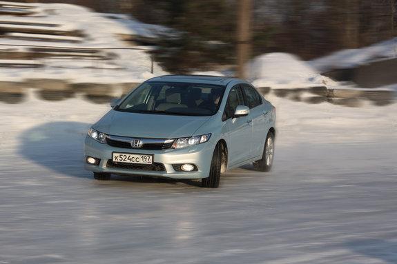 Honda Цивик