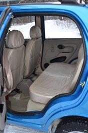 E-Car GD04B. Интерьер