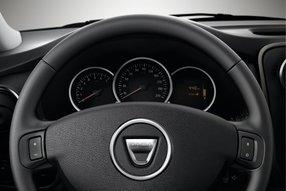 Dacia Logan 2. Приборы