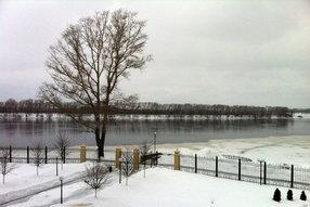 Ярославль - Углич: пейзажи