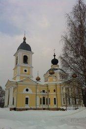 Город Мышкин. Успенский собор