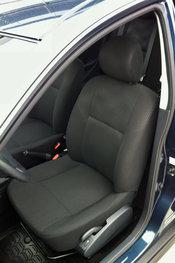 Nissan Almera New. Водительское сидение