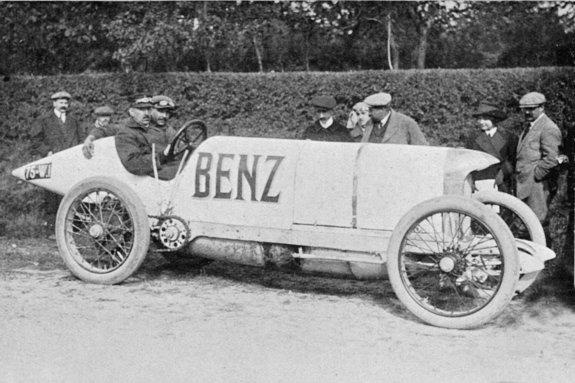 Автомобиль Blitzen-Benz