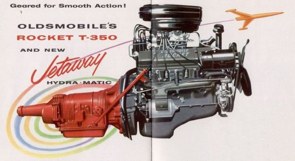 "Реклама ""автомата"" Hydro-Matic"