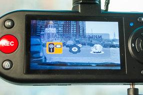 Тест видеорегистратора AdvoCam-FD4 Profi