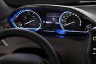 Peugeot 2008: панель устройств