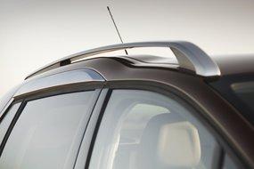Peugeot 2008: линия крыши