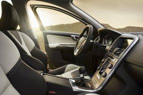 Volvo XC60: интерьер
