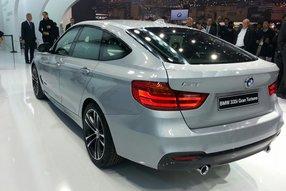 Бмв 3 Series GT