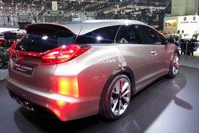 Honda Цивик Tourer concept