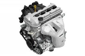 Suzuki SX4: двигатель внутреннего сгорания 1.6 л