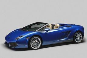Lamborghini Gallardo Spyder LP-560