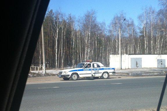 ДПС в Нижегородской области