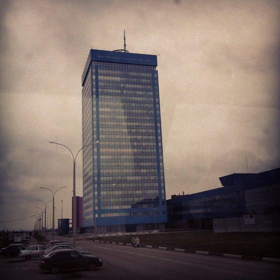 Главное здание АвтоВАЗа