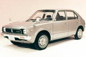 Honda Цивик 1966