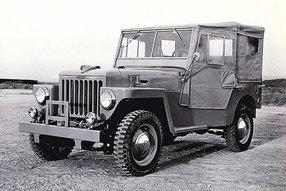 Тоета Land Cruiser J 1954