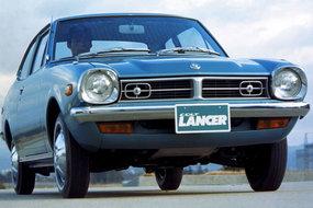 Митсубиши Ланцер 1973