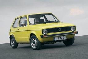 Фольксваген Golf I 1974