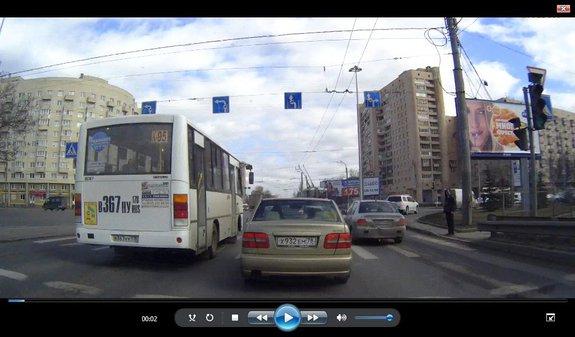 Видеорегистратор Mio MiVue 388 скрин плейера