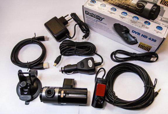 Тест обзор видеорегистратора ParkCity DVR HD 430