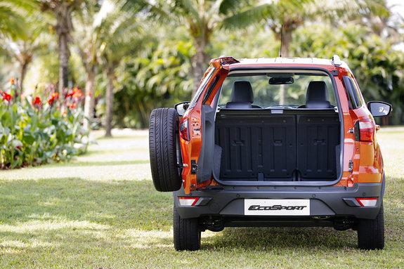 Форд EcoSport