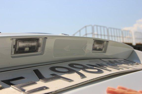 Крышка багажника Lada Kalina 2