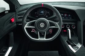 Концепт Фольксваген Design Vision GTI