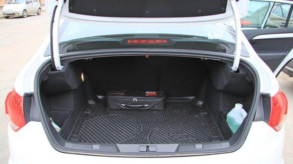 Багажник Citroen C4 Sedan