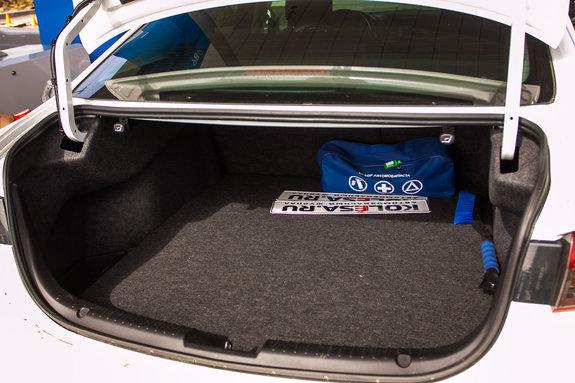 Багажник Мазда6 2012