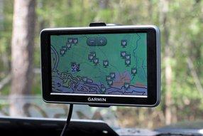 Навигатор Garmin Nuvi 150