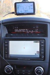 Навигационная система Митсубиши Pajero IV