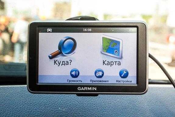 навигатор Garmin nuvi 150 LMT