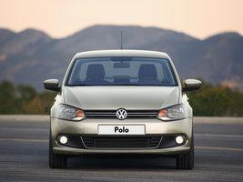 Фольксваген Polo автомобиль