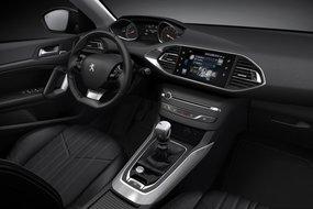 Peugeot 308: интерьер