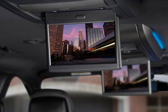DVD-система Chrysler Grand Voyager