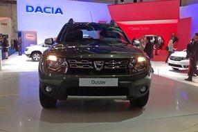 Освеженный Рено (Dacia) Duster