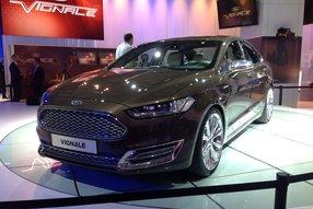 Форд Vignale Concept